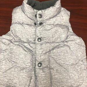 Gap kids puffy vest 18-24 mo
